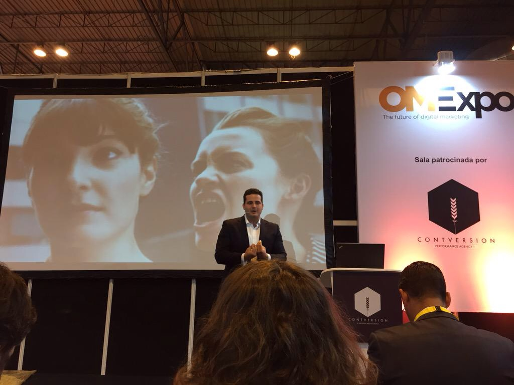 Antonio Ruiz de Brain House Institute en OmExpo
