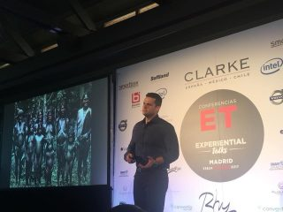Conferencia Experiential Talks llega a Madrid