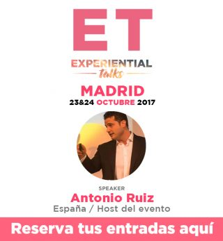 Conferencias Experiential Talks